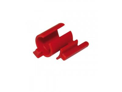 Втулка, фиксатор красный пластик для Sachs Sram P5, S7